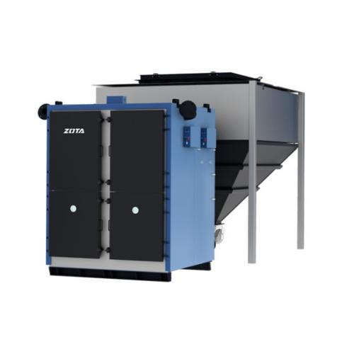 Автоматический угольный котел ZOTA Robot