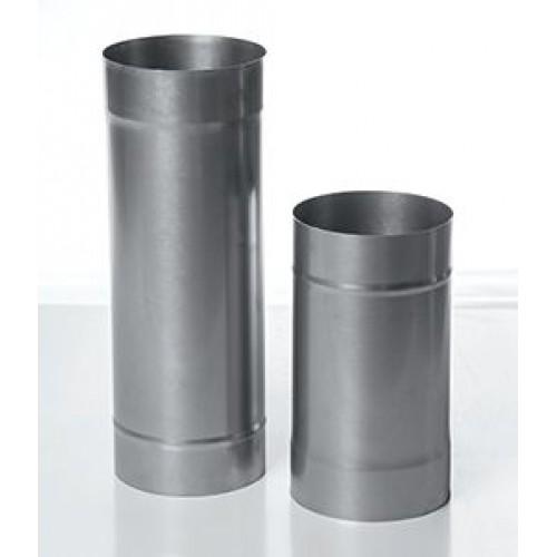 Труба, L500мм AISI 439 для дымохода из нержавеющей стали