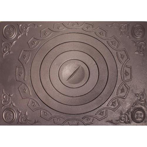 Плита под казан 01 705х530 ф400