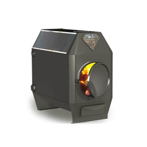 Отопительная печь длительного горения с водяным контуром Ермак-Термо 250 АКВА