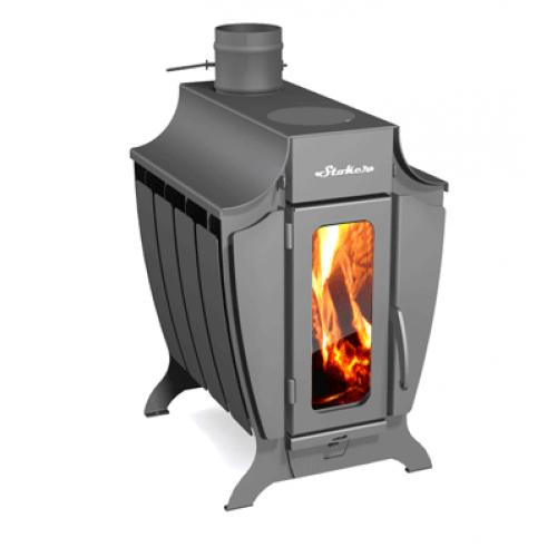 Отопительная печь Stoker 100-C