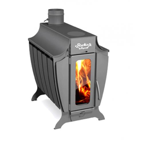 Отопительная печь с водяным контуром Stoker 170 Aqua-C