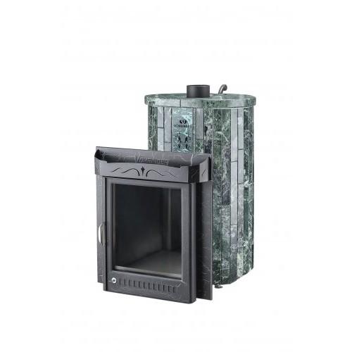 Печь для бани Оптима ПФ в комплекте с кассетами' - Облицовка 'Змеевик'