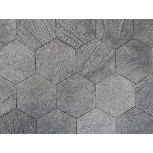Облицовочная плитка из талькомагнезита СОТЫ 145х145х10 мм