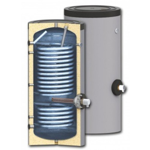Бойлеры для систем с тепловыми насосами SWP 2N