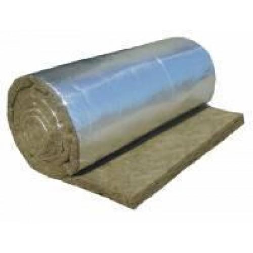 Базальтовый фольгированный рулонный материал ОБМ -20Ф