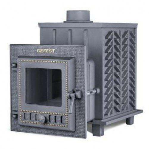 Чугунная банная печь GFS ЗК 18(М)