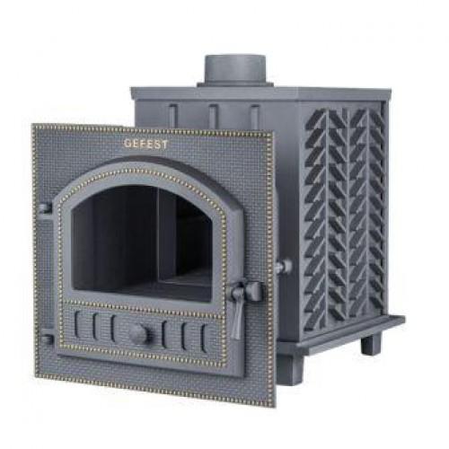 Чугунная банная печь GFS ЗК 18(П)